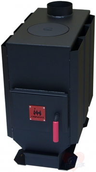 Печь отопительная Огниво-1 с чугунной регулируемой конфоркой