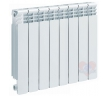 Алюминиевый секционный радиатор Helyos 500, 8 секций