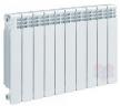 Алюминиевый секционный радиатор Helyos 500, 10 секций